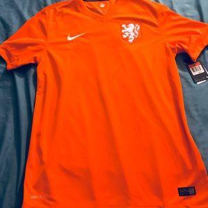 BNWT Nike Holland Home Jersey